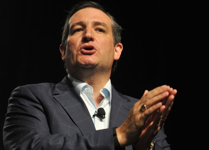 "Sen. Ted Cruz (R-Texas) called the Black Lives Matter movement ""disgraceful"" this week."