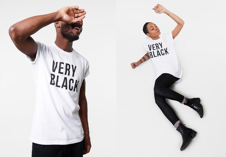 Very Black Shirt