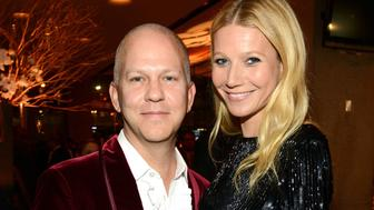 NEW YORK, NY - FEBRUARY 10:  Ryan Murphy and Gwyneth Paltrow attend The Great American Songbook event honoring Bryan Lourd at Alice Tully Hall on February 10, 2014 in New York City.  (Photo by Kevin Mazur/Getty Images for Lincoln Center)