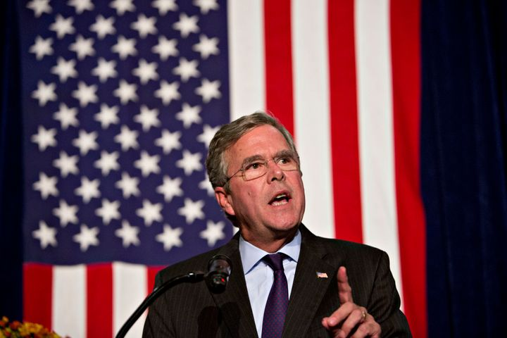 Former Florida Gov. Jeb Bush will become the first member of the Republican presidential field to disclose bundlers raising m