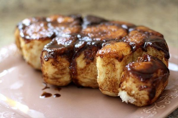 """<strong>Get the <a href=""""http://www.butterwithasideofbread.com/2013/10/easier-to-eat-monkey-bread-aka.html"""" target=""""_blank"""">B"""