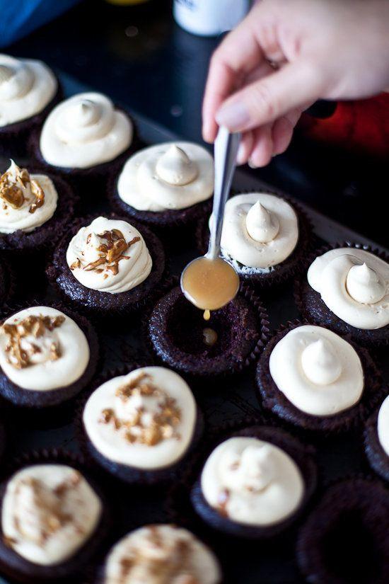 """<strong>Get the <a href=""""http://www.eatshowandtell.com/2010/12/14/butterscotch-crunch-cupcakes/"""" target=""""_blank"""">Peanut Butte"""