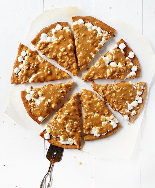 """<strong>Get the <a href=""""http://iambaker.net/peanut-butter-marshmallow-butterscotch-pizza/"""" target=""""_blank"""">Peanut Butter Mar"""