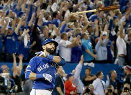 Jose Bautista's Bat Flip Was Truly The Stuff Of Legend
