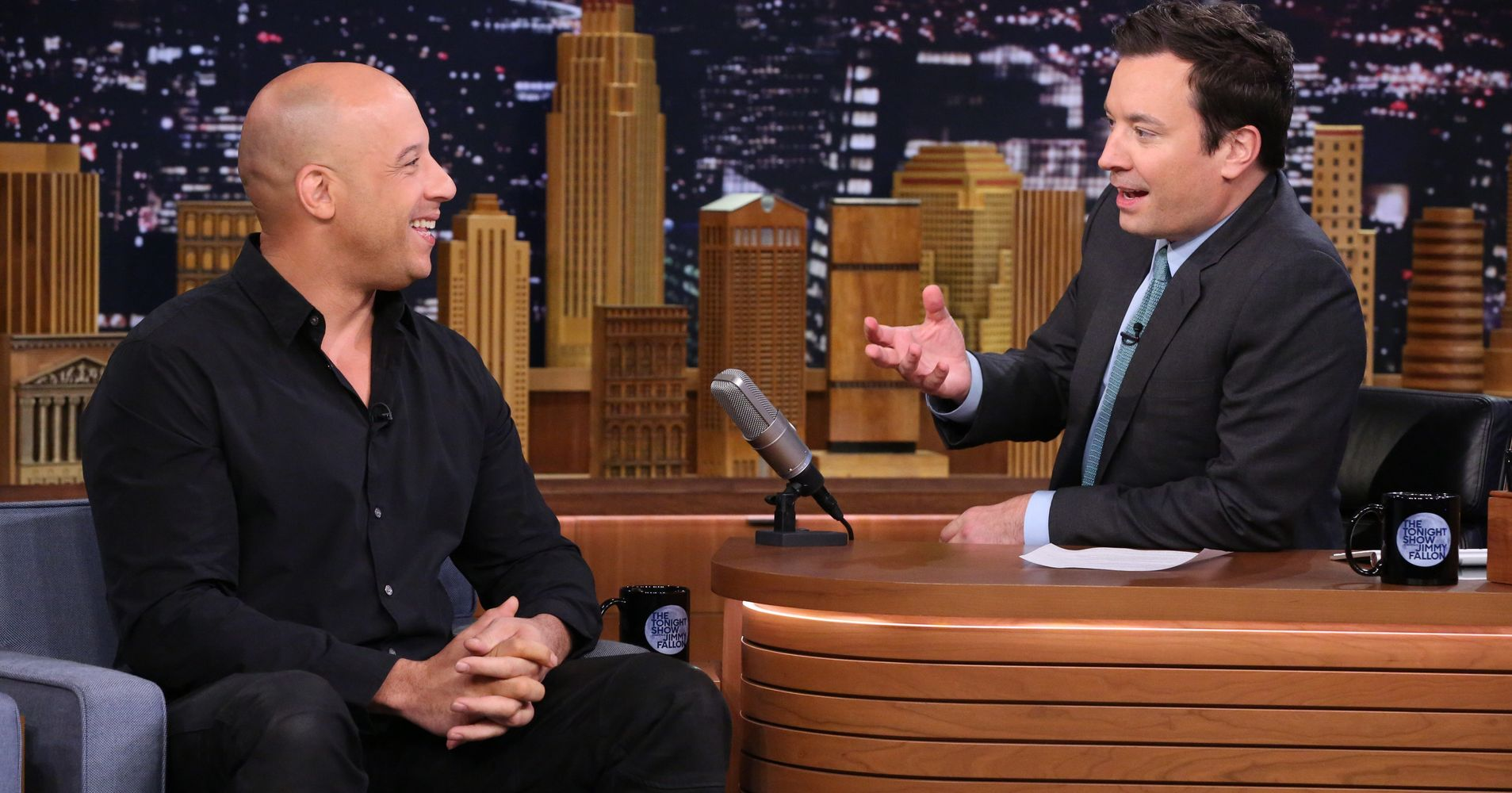 vin diesel reveals big reason 39 fast and furious 8 39 is headed to new york huffpost. Black Bedroom Furniture Sets. Home Design Ideas
