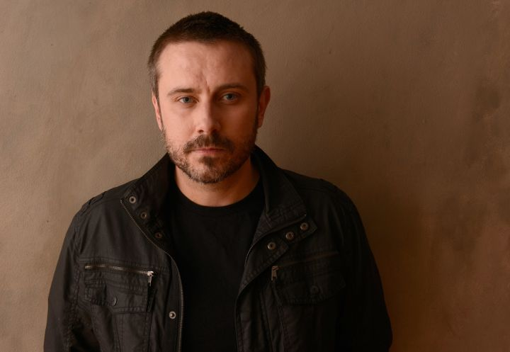 Intercept co-founder and investigative journalist Jeremy Scahill.