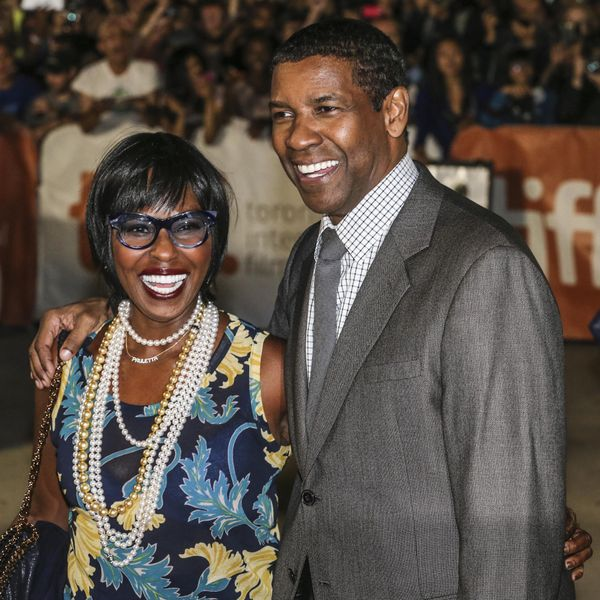 """""""Do whatever your wife tells you. Yes, dear. And breathe."""" - <a href=""""http://www.rd.com/family/denzel-washington-interview-de"""