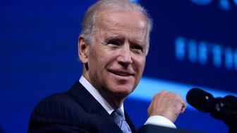NEW YORK, NY - OCTOBER 01:  Vice President of the United States Joe Biden speaks on stage during the 2015 Concordia Summit at Grand Hyatt New York on October 1, 2015 in New York City.  (Photo by Leigh Vogel/Getty Images for Concordia Summit)