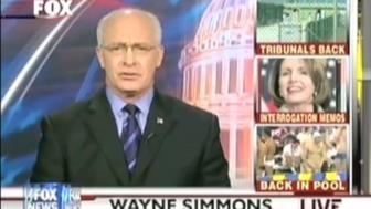 Wayne Simmons, a Fox News commentator, falsely claimed to be a former CIA official.