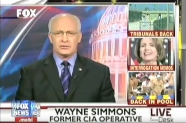 Wayne Simmons appeared on Fox News as an unpaid guest analyst on terrorism, but lied about having been in the CIA.