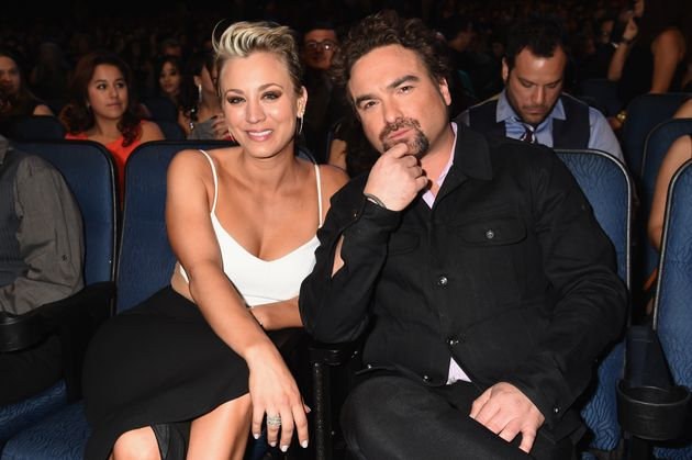 The Truth Behind The Kaley Cuoco And Johnny Galecki Dating ...