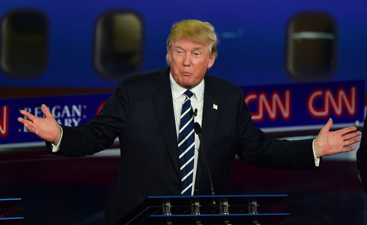 Republican front-runner Donald Trump has threatened not to appear in CNBC's upcoming Republican debate.