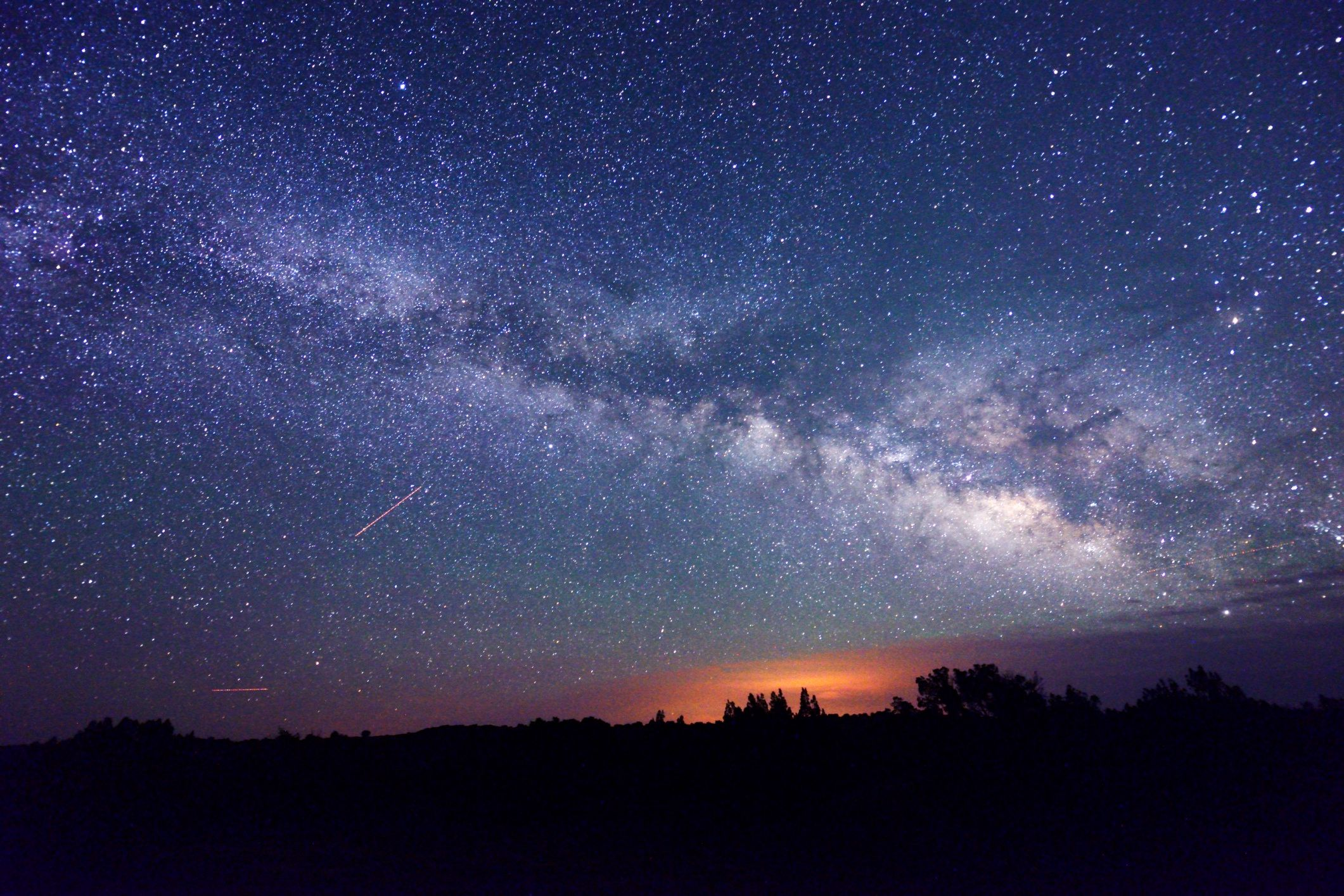 if you want to see the best starry nights head to arizona huffpost