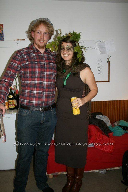 Lumberjack. Coolest Homemade Costumes  sc 1 st  HuffPost & The 18 Most-Searched Couples Halloween Costumes | HuffPost