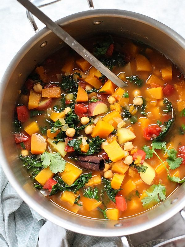 10 Butternut Squash Soups That Are The Pinnacle Of Fall Eats | The ...