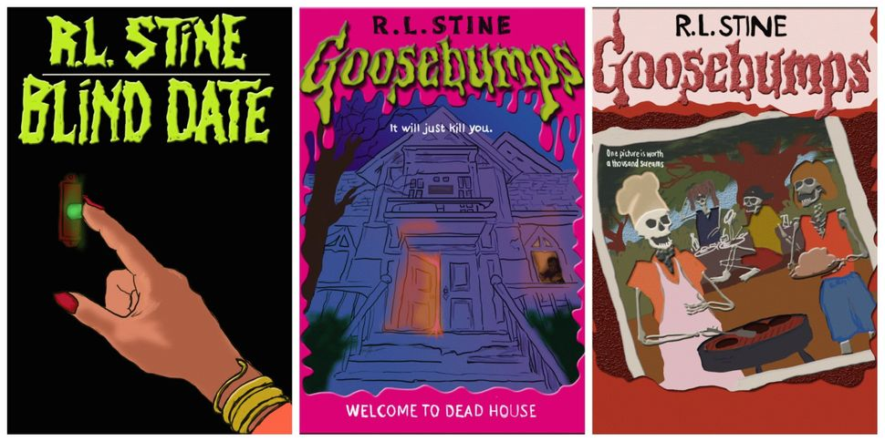 Read This And Die An Interview With R L Stine Huffpost