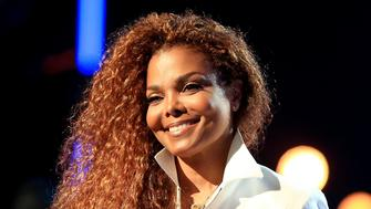 LOS ANGELES, CA - JUNE 28:  Honoree Janet Jackson accepts the Ultimate Icon: Music Dance Visual Award onstage during the 2015 BET Awards at the Microsoft Theater on June 28, 2015 in Los Angeles, California.  (Photo by Christopher Polk/BET/Getty Images for BET)