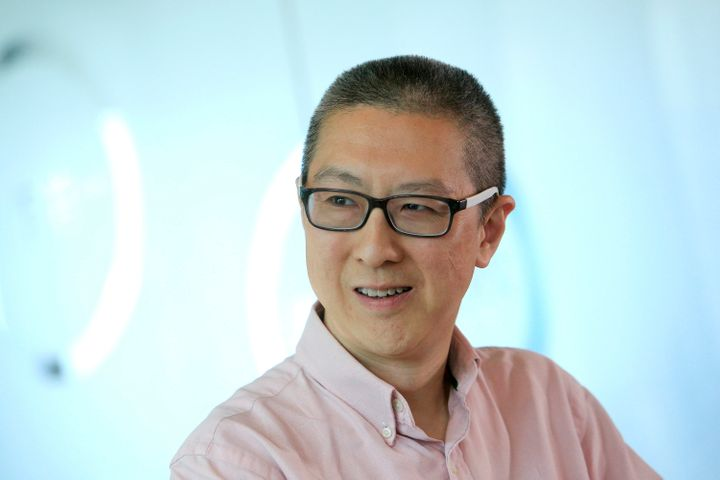 Victor Koo, chairman and chief executive officer of Youku Tudou Inc.