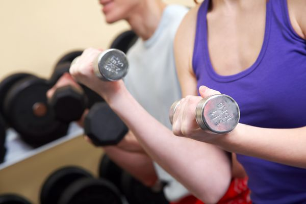 You've amped up your workouts to include weightlifting, but you notice the numbers on the scale slowly creeping up instead of