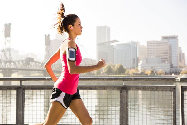 Runners of a certain age are often encouraged to enjoy every mile while they're still healthy because their knees are doomed.