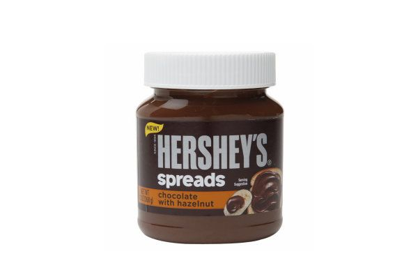 """""""Would be so good on a peanut butter sandwich."""" """"I like this!"""" """"Tastes like a melted Hershey's bar with nuts."""" """"Is this low-f"""