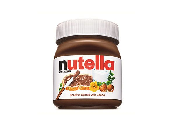 """""""Silky spread, good balance of chocolate and hazelnut."""" """"Perfect mix of hazelnut and chocolate."""" """"The right stuff."""" """"This is"""