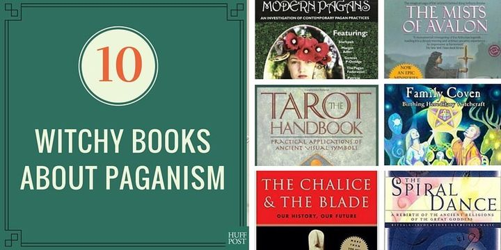 10 Witchy Books To Learn More About Paganism | HuffPost