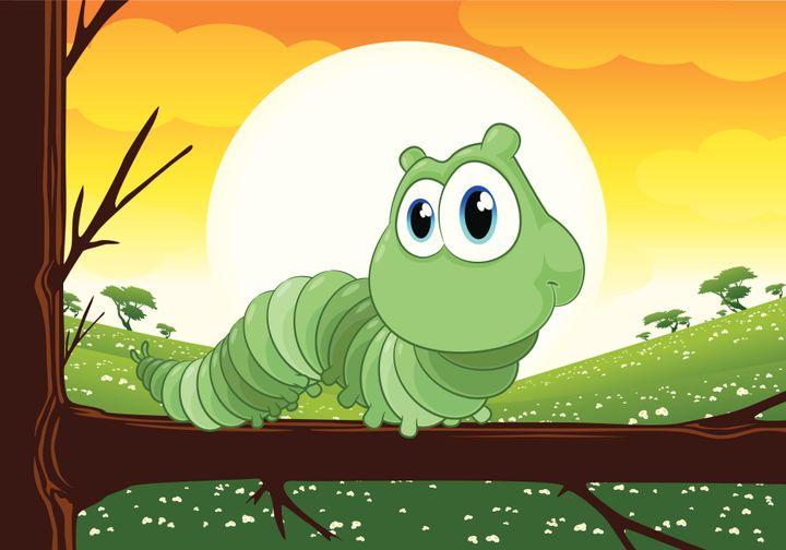 catterpillar essay