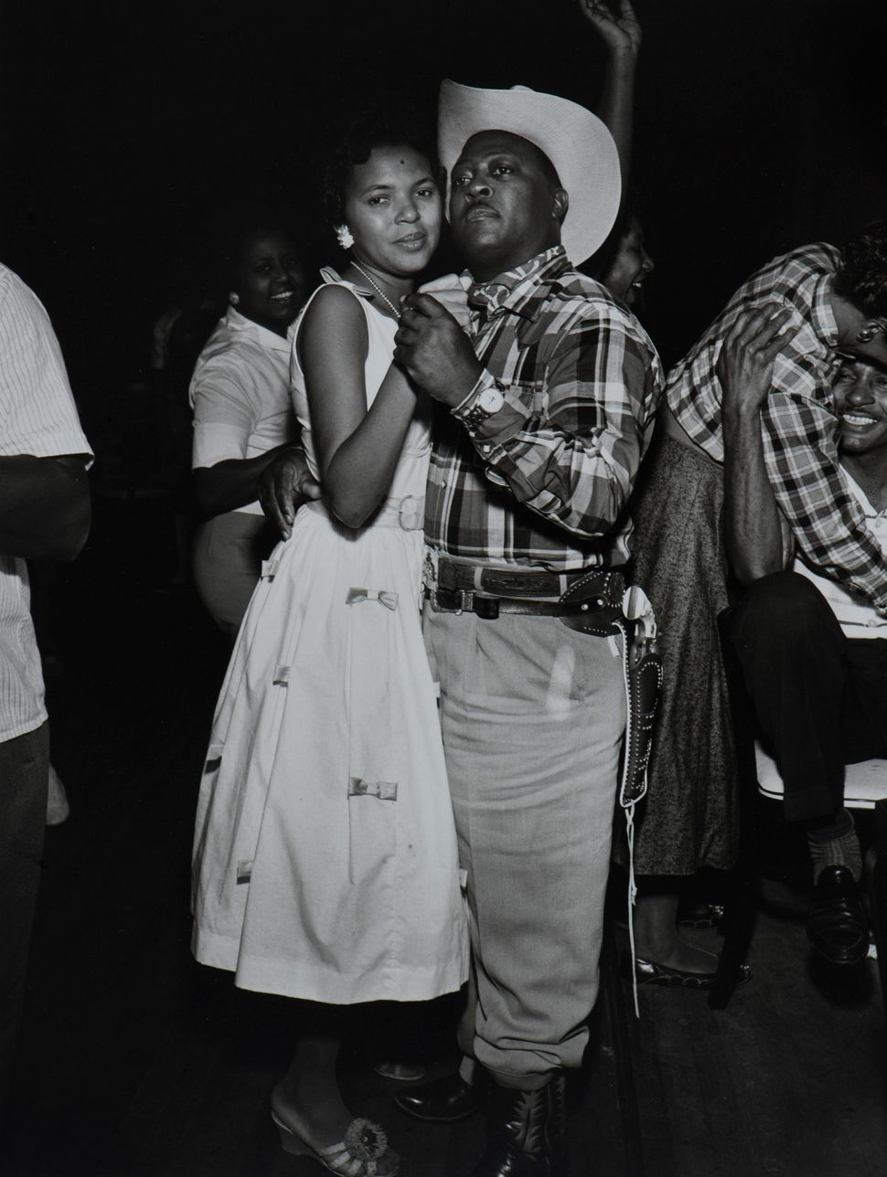 Benny Joseph,<i> Couple dancing, 26 Men Social Club, Eldorado Ballroom, </i>Houston, 1962.&nbsp;&copy; Benny Joseph. Courtesy