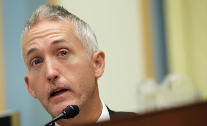 Rep. Trey Gowdy (R-S.C.) has beenattendingBenghazi committee interviews with Hillary Clinton allies, not with int