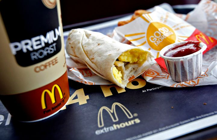 McDonald's franchise owners say the all-day breakfast isn't helping their businesses.