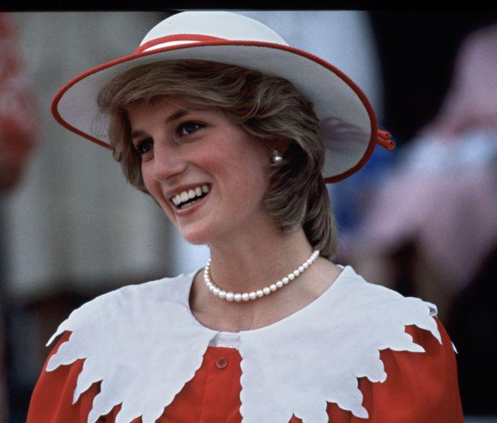 TORONTO, ON: Royal visit to Canada, June 1983. Photo of the Princess Diana of Wales taken by Boris Spremo. (Boris Spremo/Toro