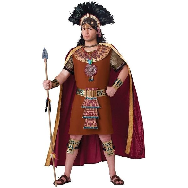 "<strong>*Face Palm*</strong> <br><br> <a href=""http://www.purecostumes.com/N1090/mayan-king-adult-costume.html?gclid=CjwKEAjw"