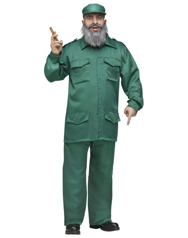 It should go without saying (but we'll say it anyways) that dressing up as a dictator is a big no, no. <br><br> Other figures