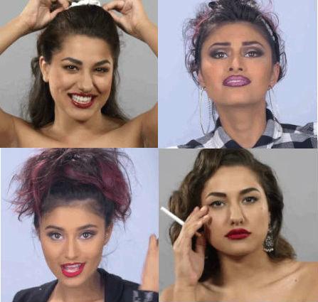 Best looking women in mexico