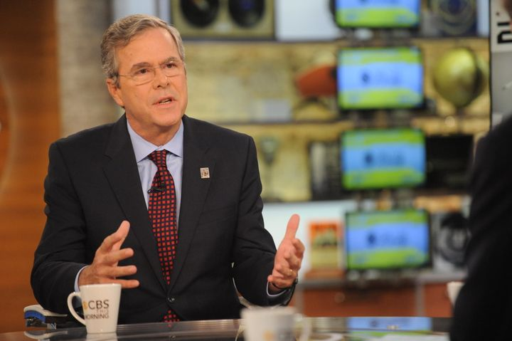 """Former Florida Gov. Jeb Bush (R) said that as president he would induce a """"recession in Washington."""""""