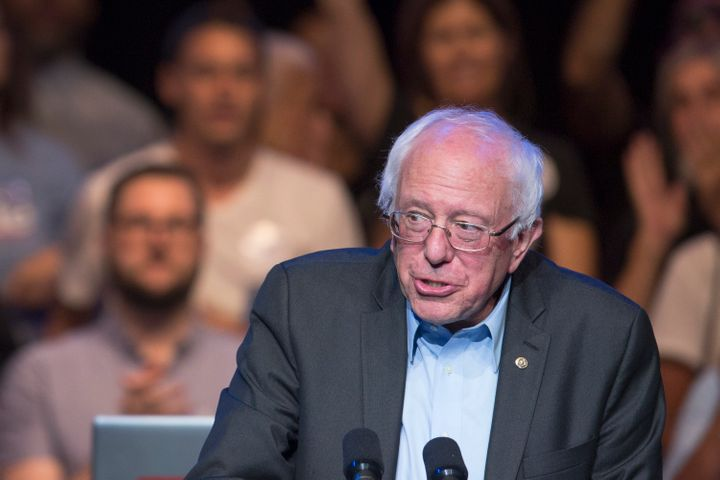 Sen. Bernie Sanders (I-Vt.) insists that he can pay for his plans by taxing the rich.