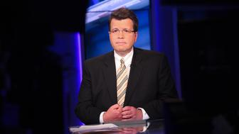 NEW YORK, NY - SEPTEMBER 23:  Neil Cavuto hosts 'Cavuto' on FOX Business Network at FOX Studios on September 23, 2014 in New York City.  (Photo by Rob Kim/Getty Images)