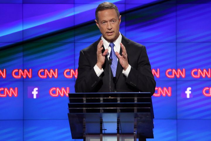 Former Maryland Gov. Martin O'Malley (D) tweeted his support for an investigation of Exxon on Friday.