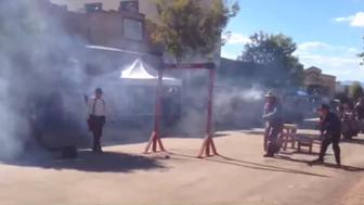 Shooting in Tombstone