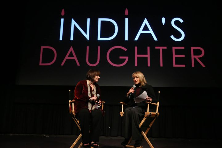 """""""India's Daughter"""" has its U.S. theatrical debut in New York and Los Angeles this month."""