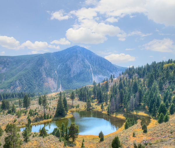 Another win for nature lovers, Wyoming is home to the beautiful Yellowstone National Park. But besides the breathtaking scene