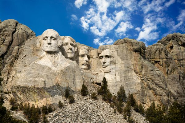 You'll have to brace yourself for chilly winters, but South Dakota offers beautiful national parks and monuments -- and, of c