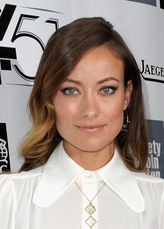 Admirable Olivia Wilde Says Goodbye To Her 39Melania Hair39 With A Fresh Cut Hairstyles For Men Maxibearus