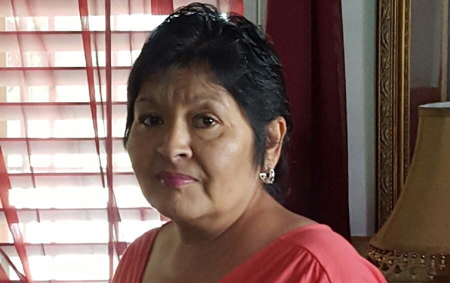 Nora Rodriguez has been fighting multidrug-resistant tuberculosis since 2013.