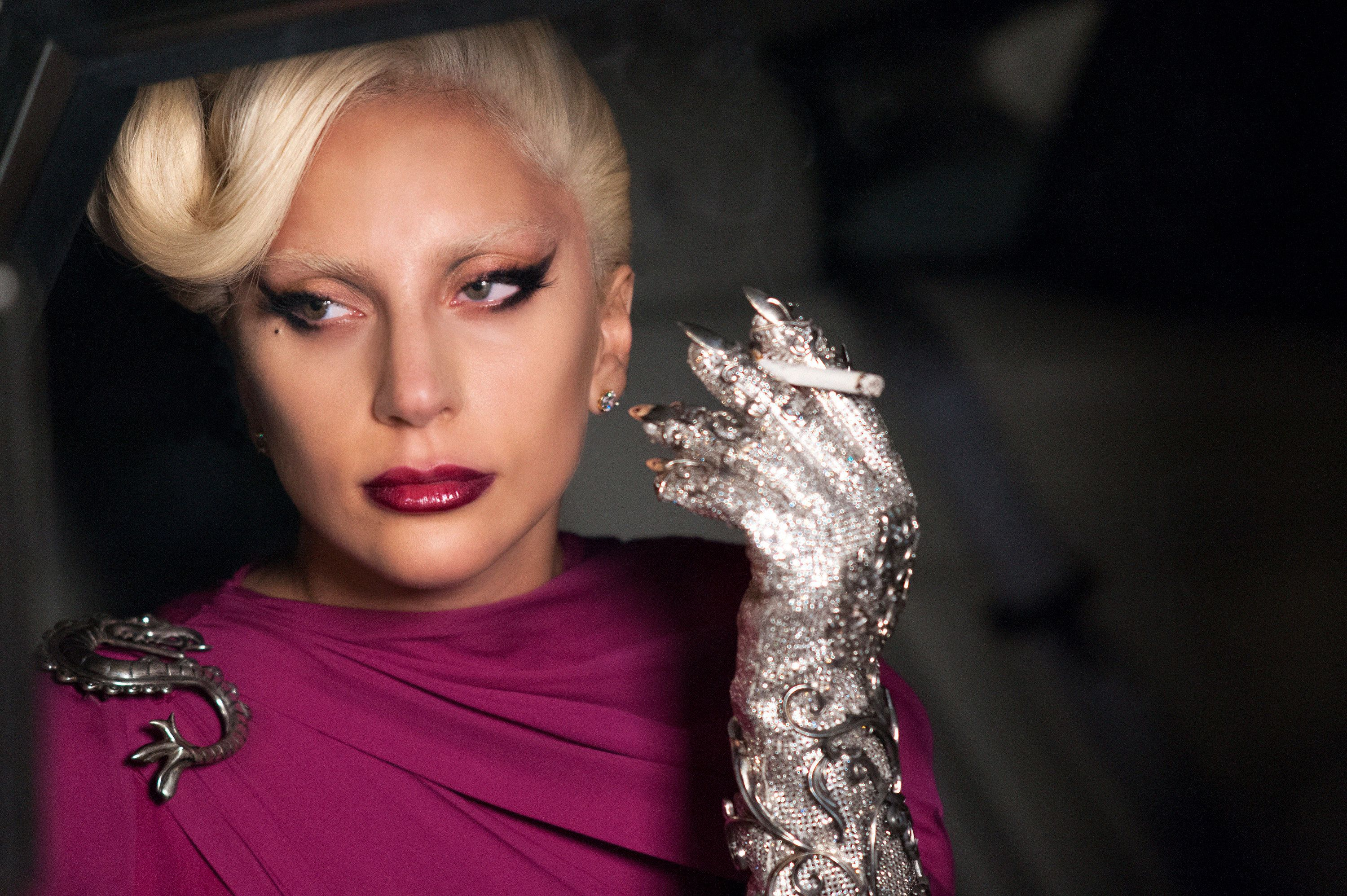 Lady Gaga as The Countess