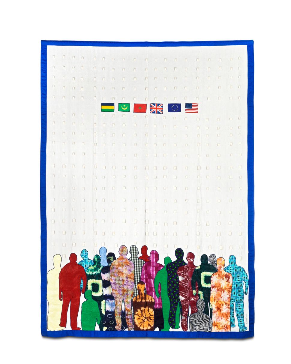 """Generation Biometrique"" no. 5 (2008- 2013), Abdoulaye Konaté"