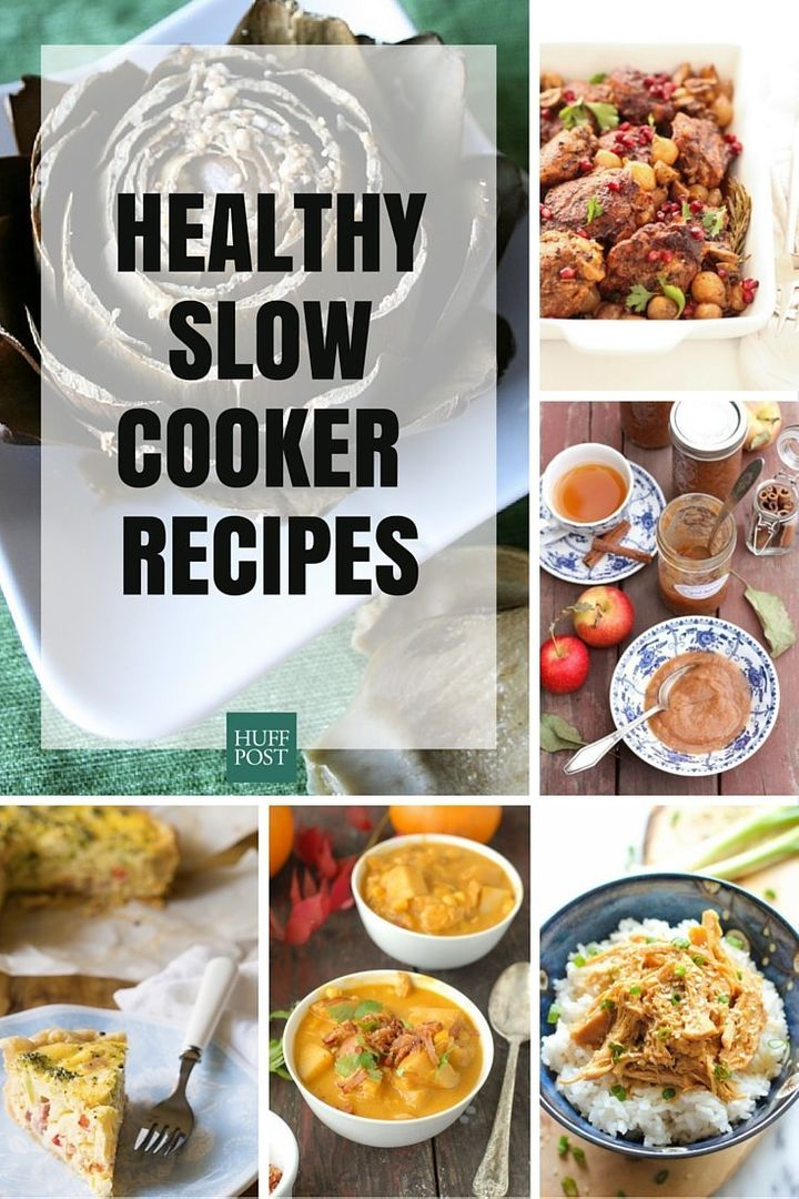 Healthy Slow Cooker Recipes You Need In Your Life