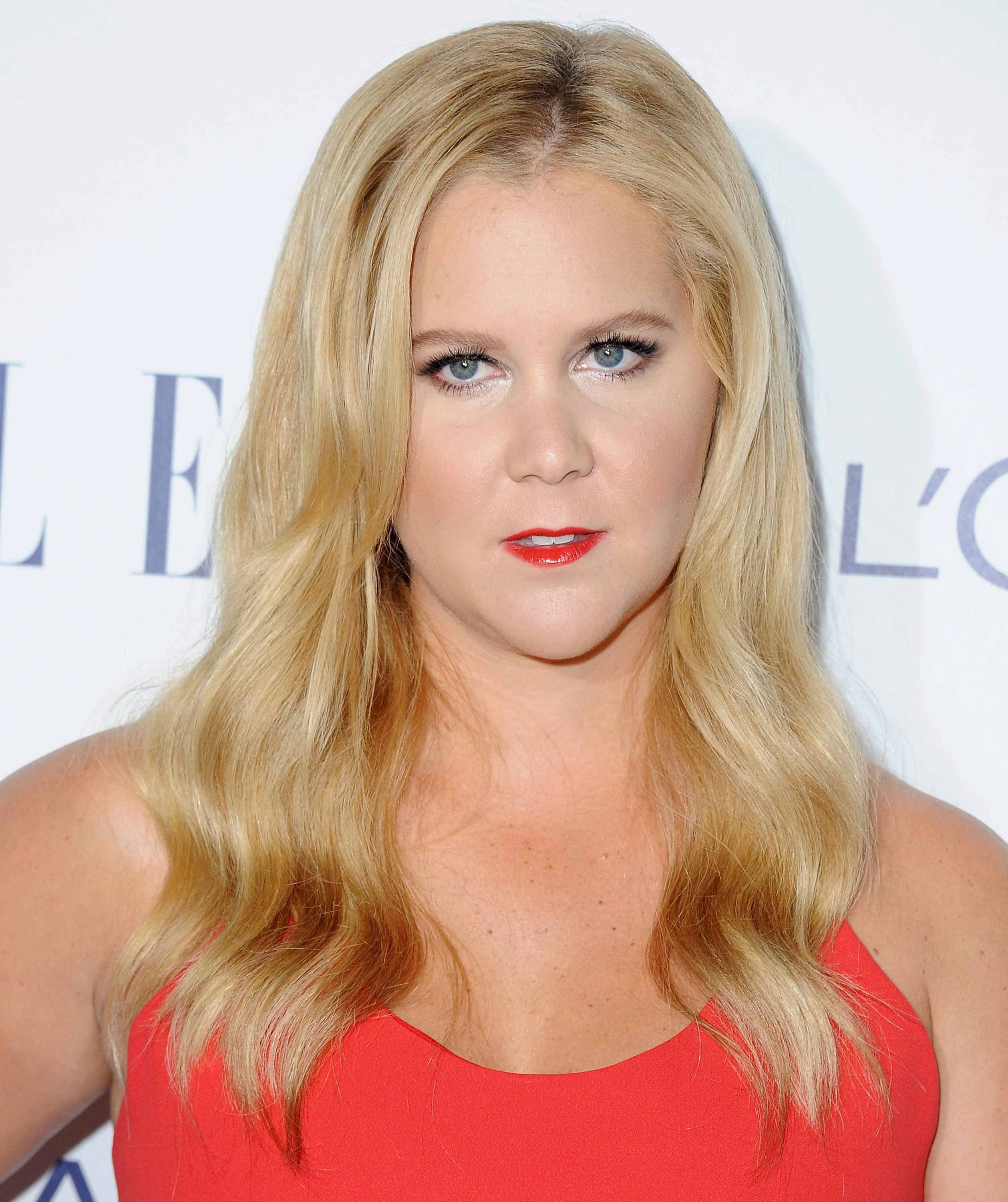 LOS ANGELES, CA - OCTOBER 19:  Actress Amy Schumer arrives at the 22nd Annual ELLE Women In Hollywood Awards at Four Seasons Hotel Los Angeles at Beverly Hills on October 19, 2015 in Los Angeles, California.  (Photo by Jon Kopaloff/FilmMagic)