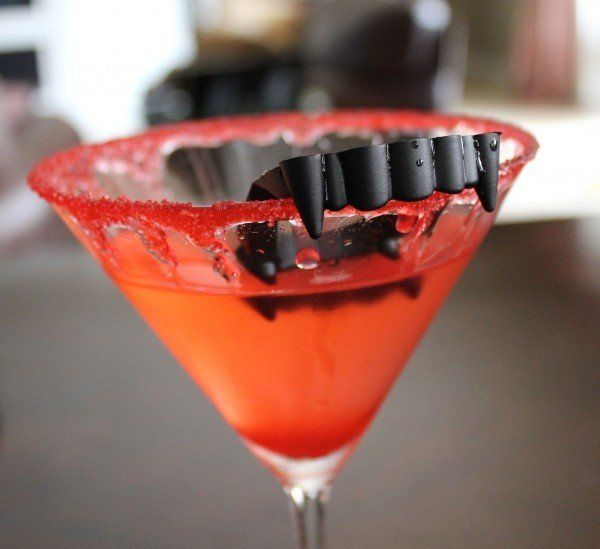 1 vampire kiss - Spiked Halloween Punch Recipes